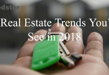 4 Real Estate Trends You'll See in 2018