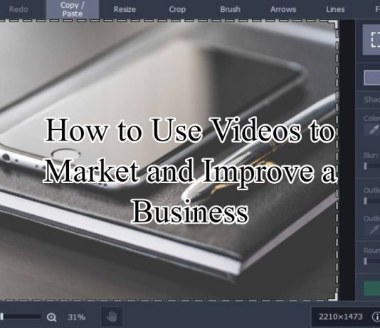 How to Use Videos to Market and Improve a Business
