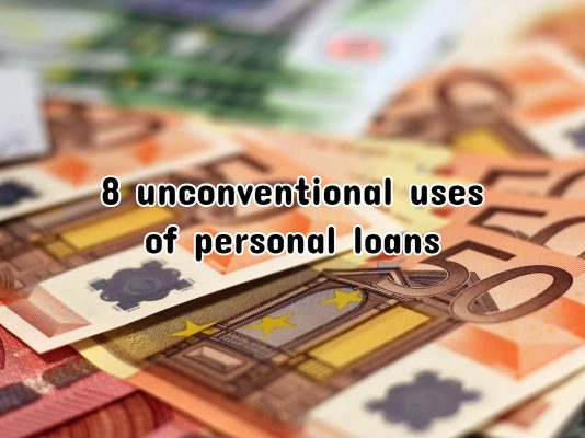 8 unconventional uses of personal loans