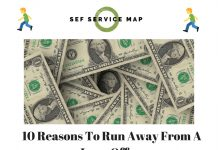 10 Reasons To Run Away From A Loan Offer