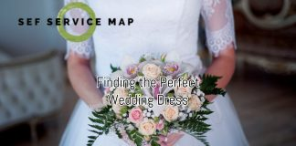 Finding the Perfect Wedding Dress