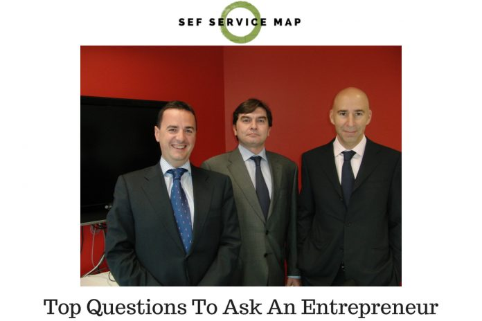 Top Questions To Ask An Entrepreneur